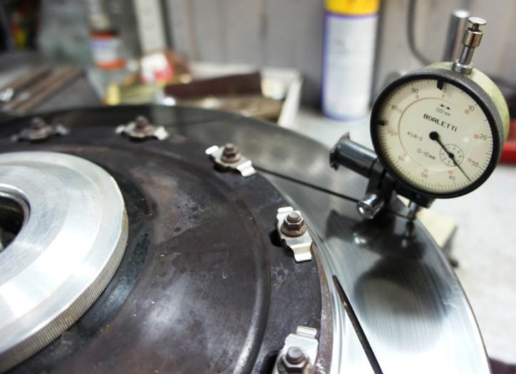 Диагностика тормозной системы в Brembo Technical Center в Москве