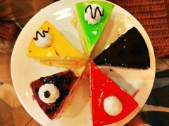 A cake sure cant look this colourful and yummmy