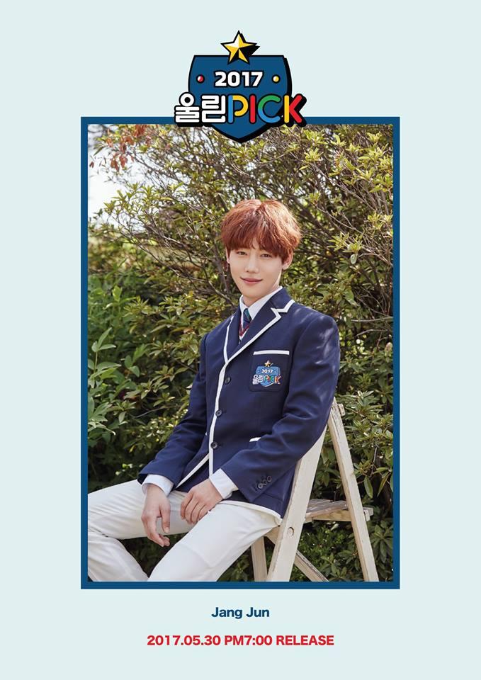 Golden child Jang Jun2