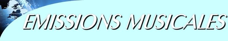 Logo Emissions Musicales