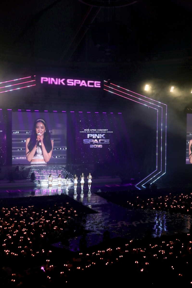 Apink pink space 1