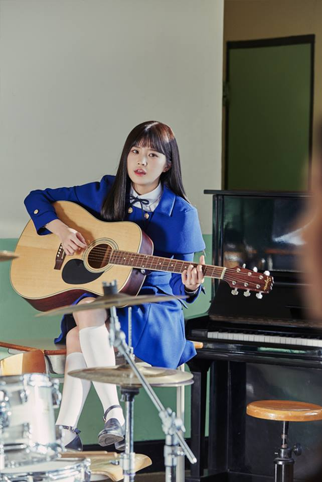 Fromis_9 SONG HA YOUNG 1