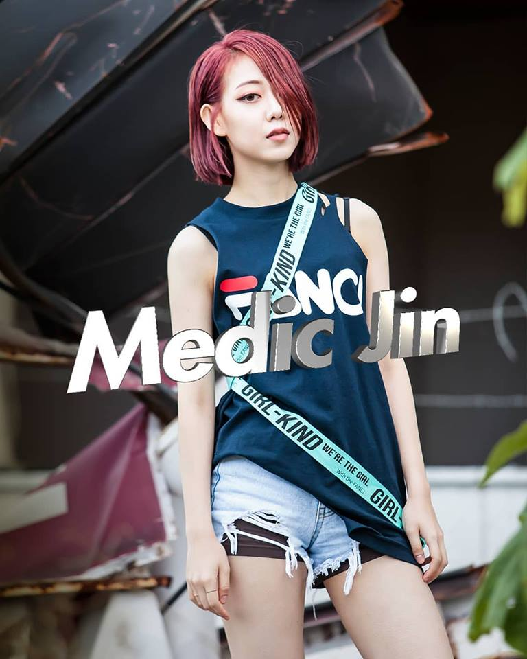 Girlkind Medic jin