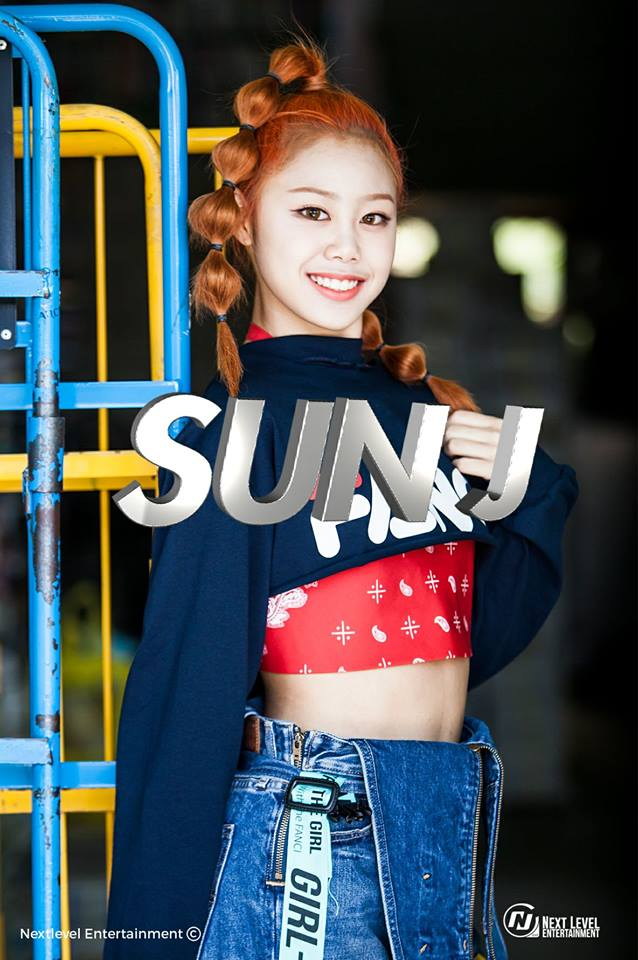 girlkind sun J