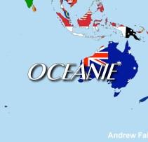 carte du monde O