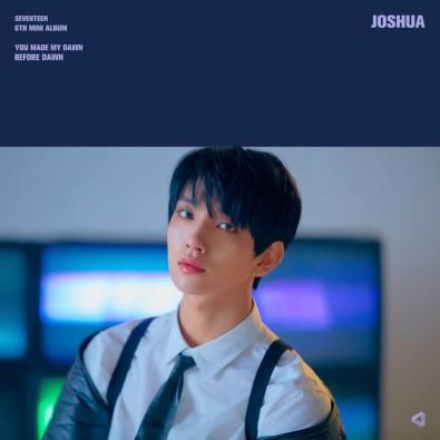 Seventeen Joshua 1