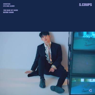 Seventeen S.coups 1