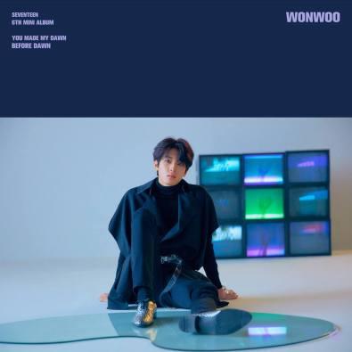 Seventeen Wonwoo 1