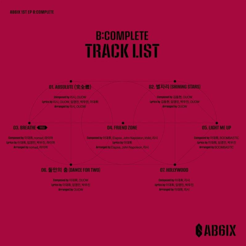 ab6ix tracklist