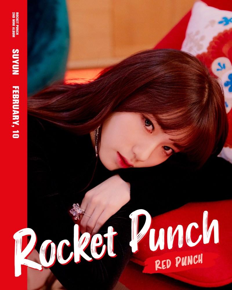 ROCKET PUNCH SU YUN