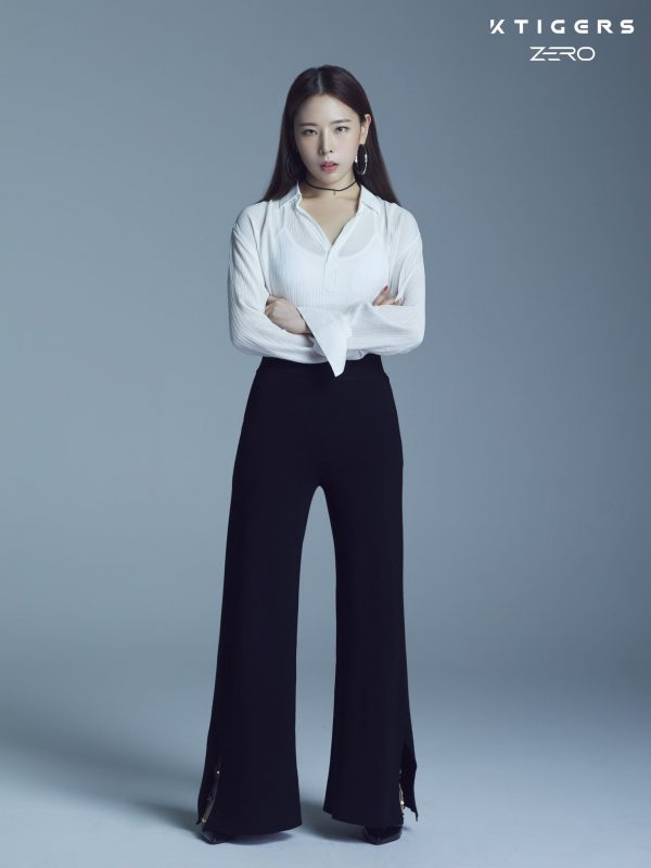 Ktigers zero - Eunjae