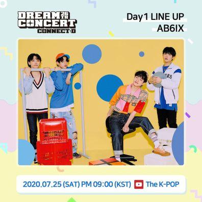 dream concert ab6ix