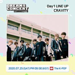 dream concert cravity