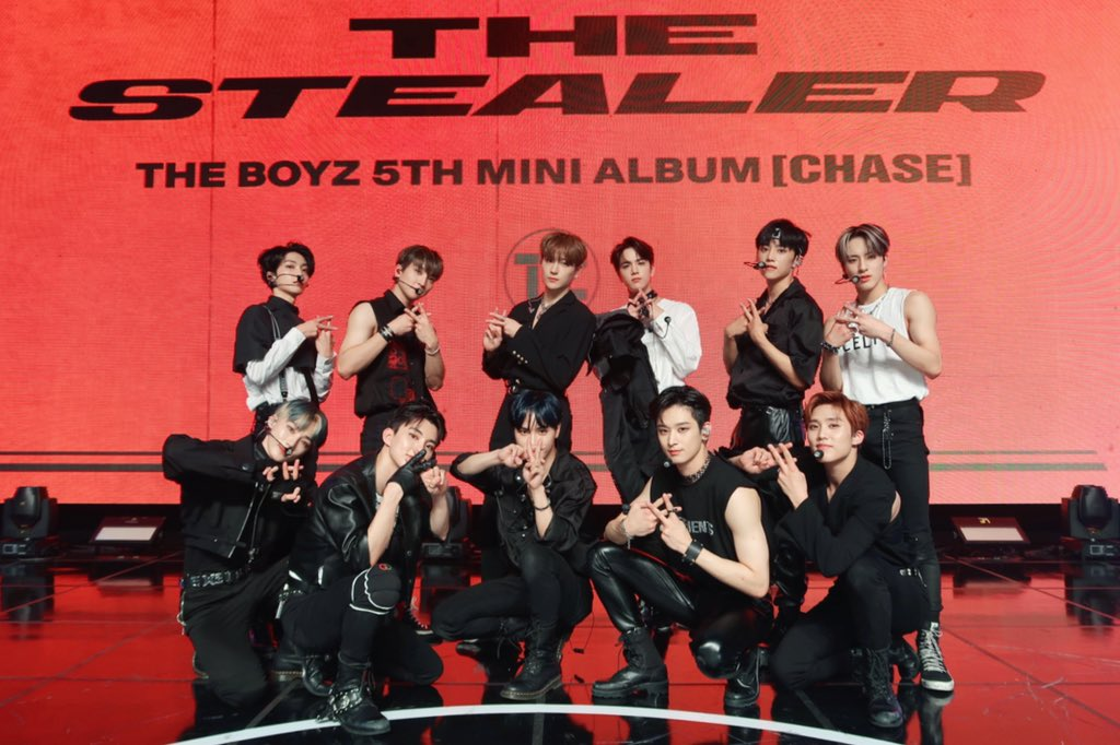 "THE BOYZ : The members are stealing hearts thanks to ""THE STEALER""'s MV – KSTATION TV"