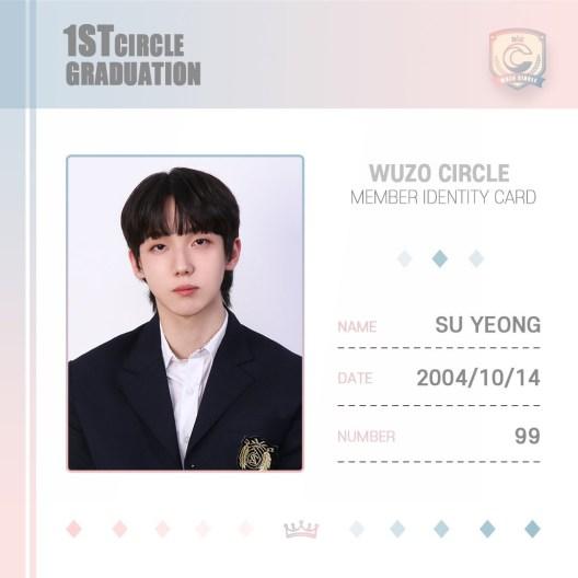 WUZO CIRCLE - JUNG SU YEONG