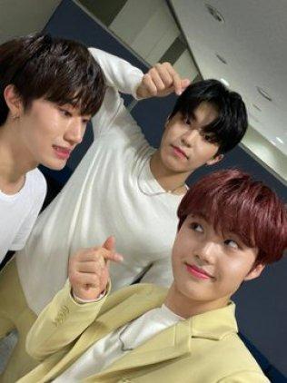 TREASURE yedam Jeongwoo et Doyoung