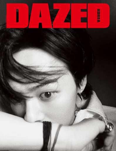 G-DRAGON for DAZED