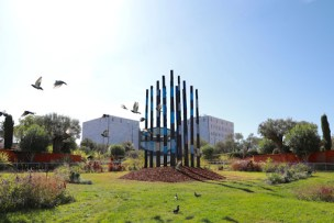 Jardin Sacha Sosno