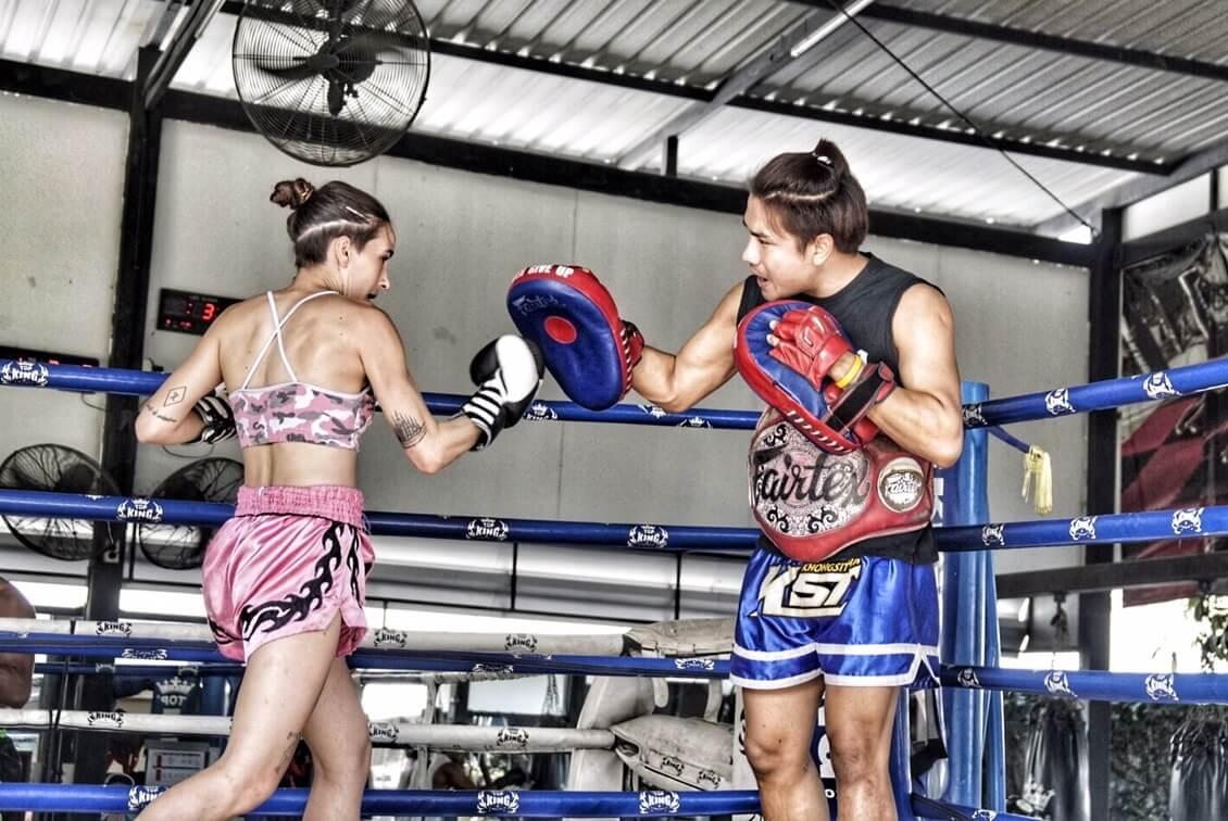 Female Friendly Muay Thai Gym