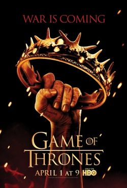 Game of Thrones ( Le Trône de Fer ) Saison 2