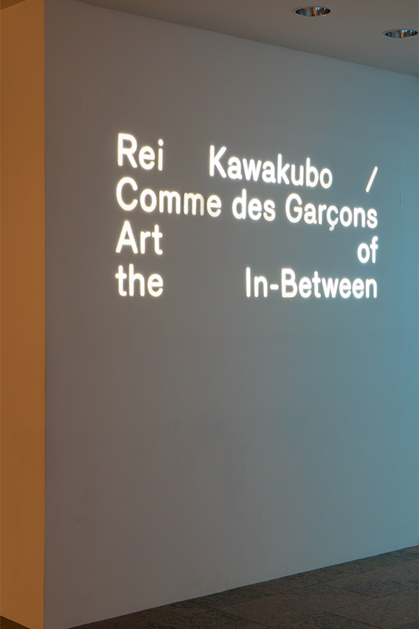 Rei Kawakubo / Comme des Garçons : Art of the In-Between