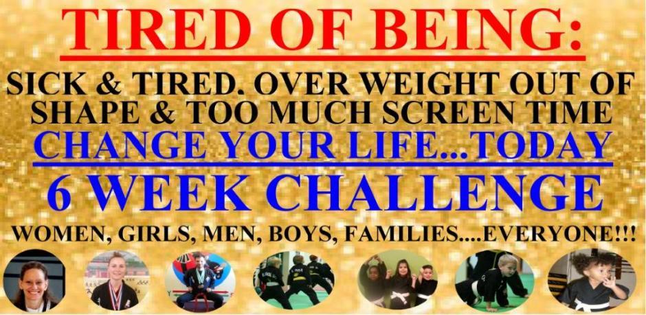 Six Week Challenge