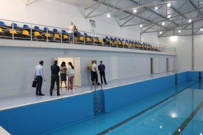 Олександр Співаковський розвіяв фейки про новий басейн