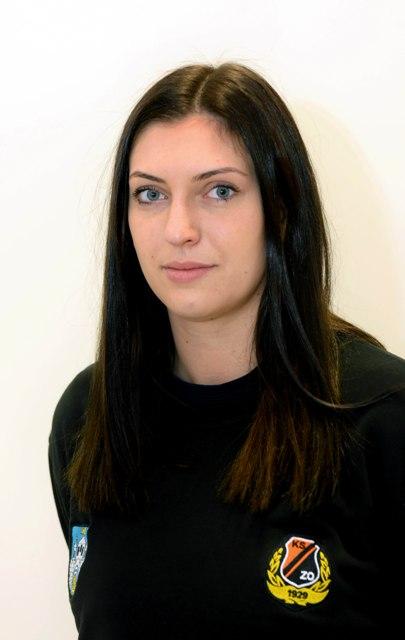 KAROLINA TOBOREK - trener wspomagający