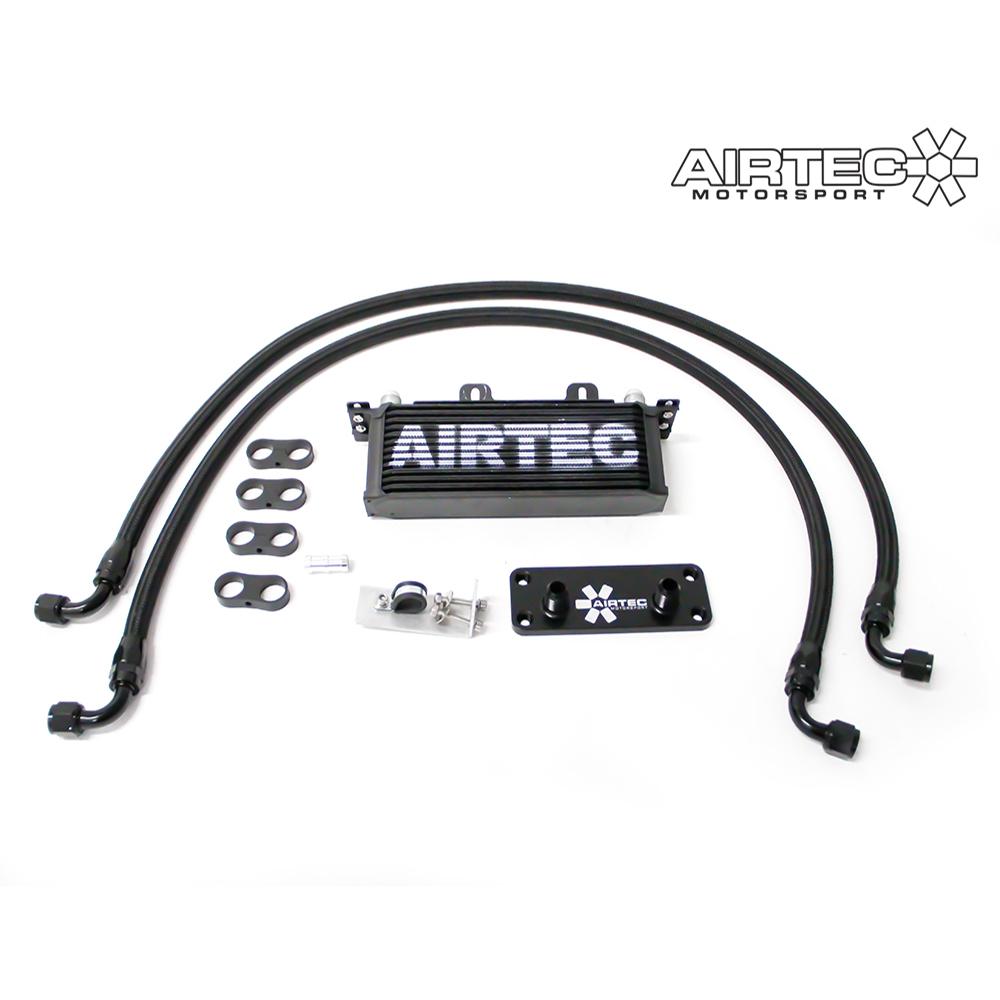 Airtec Motorsport Oil Cooler Kit For Volvo C30 S40 V50 T5 Kt4 Performance