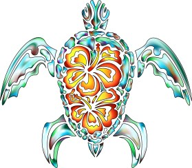 Turtle Logo. A commission/gift for a chef's catering company.