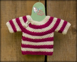 Newborn Bailey Sweater
