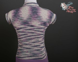 Spring Cardi free crochet pattern