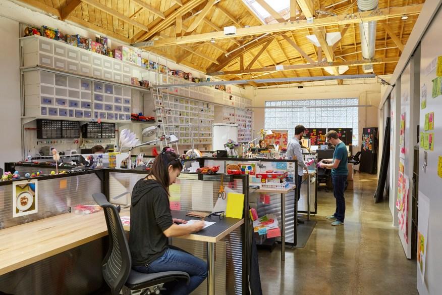 IDEO Toy Lab