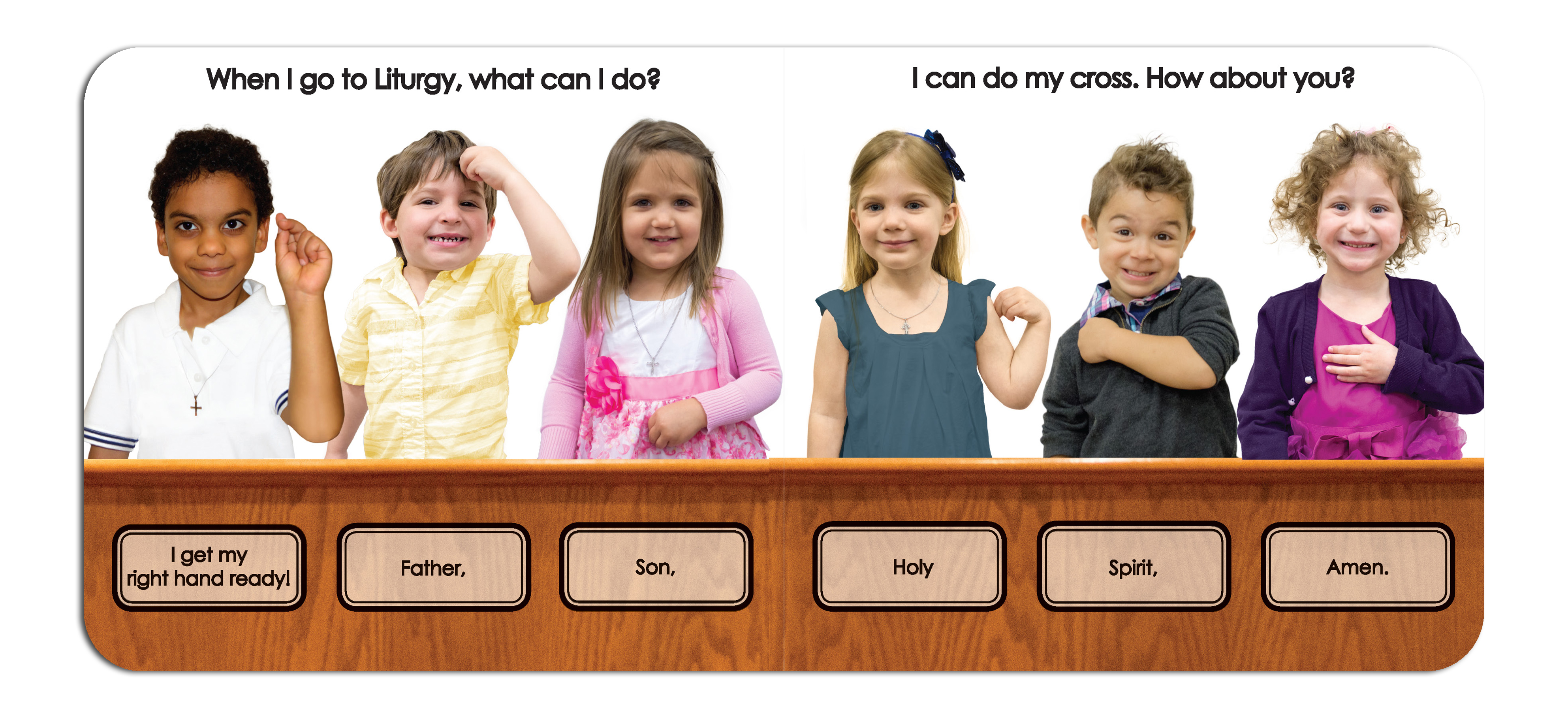 A New Orthodox Book Amp Matching Game