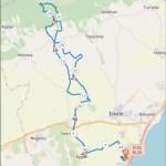 6 Haziran 2021 MTB Maraton Yarışı parkurları belli oldu