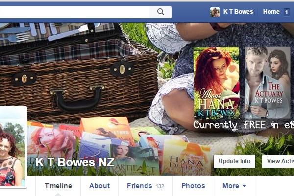 Facebook profile, online