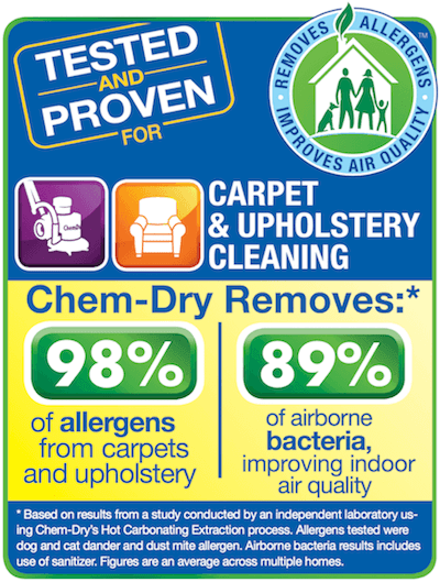 healthy carpet cleaning