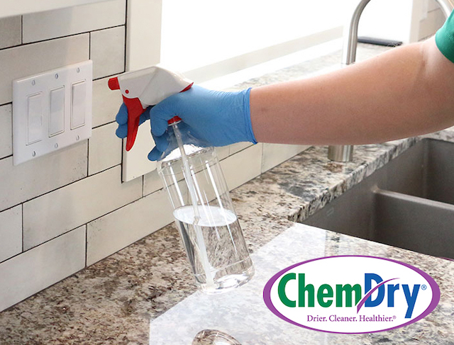 sanitizing home