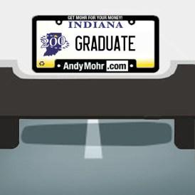 graduatelicenseplate