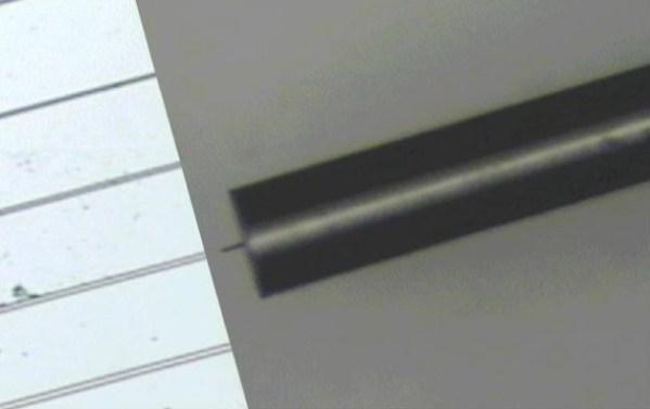 Microlensed Fibers