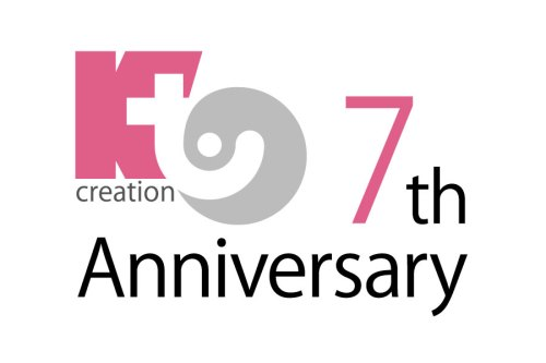 KTG creation 7周年