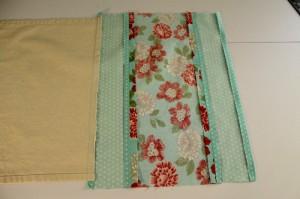 DIY Tea Towels, Moda fabrics