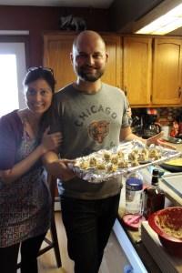 Cookie Day, North Dakota Style