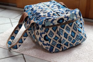 DIY Overnight Bag