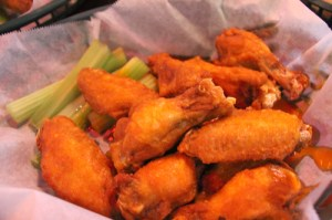 Quest for the Perfect Chicken Wing Place