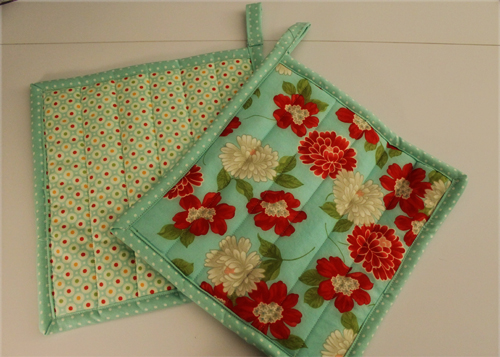 DIY Potholders