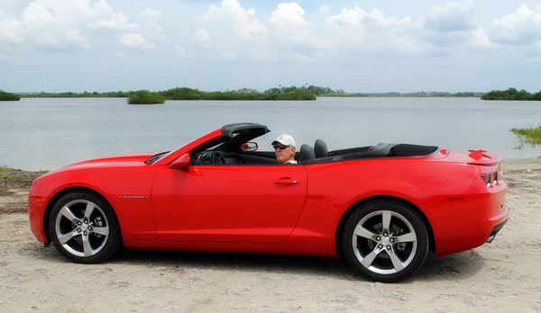 Traveling with the Top Down
