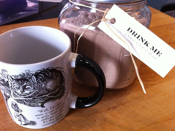"Adventures in the Kitchen with Michelle, ""Drink Me"" Instant Chai"
