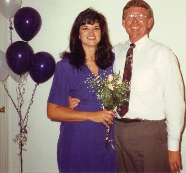 Us, circa 1992