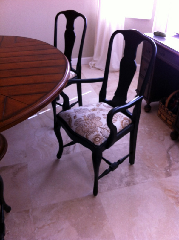 Dining Room Chair Upholster